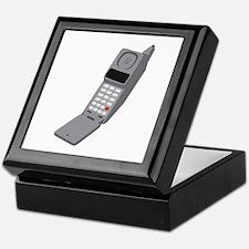 Vintage Cellphone Keepsake Box