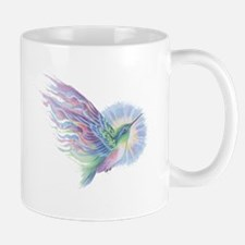 Hummingbird Art Mug