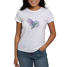 Hummingbird Art Tee