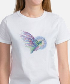 Hummingbird Art Tee