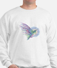 Hummingbird Art Sweatshirt