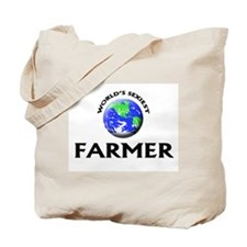 World's Sexiest Farmer Tote Bag