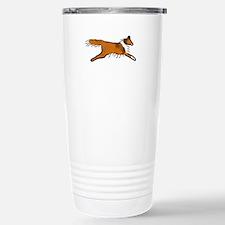 Sable Sheltie Travel Mug