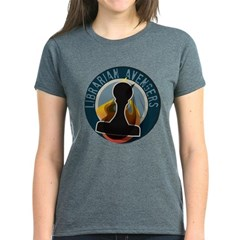 The Flaming Stamp Women's T-Shirt