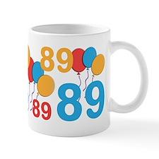 89 Years Old - 89th Birthday Small Mug