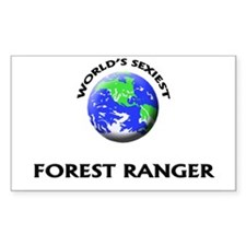 World's Sexiest Forest Ranger Decal