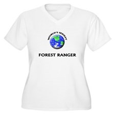 World's Sexiest Forest Ranger Plus Size T-Shirt