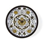 Eleonora di Toledo's dress Wall Clock
