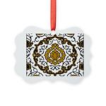 Eleonora di Toledo's dress Picture Ornament