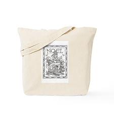Ratty Noel Tote Bag