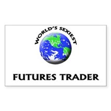 World's Sexiest Futures Trader Decal