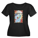Dragon boat t shirts women Tops