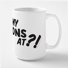 My Minions At? Mug