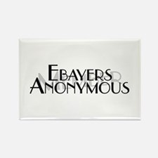 Ebayers Anonymous Rectangle Magnet