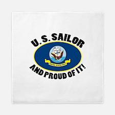 Proud Sailor Queen Duvet
