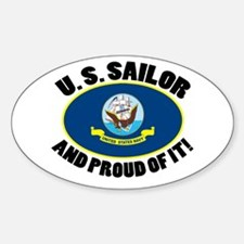 Proud Sailor Decal