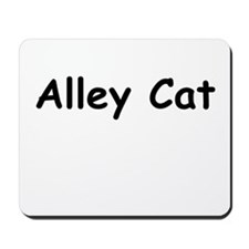 Alley Cat Mousepad