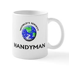 World's Sexiest Handyman Mug