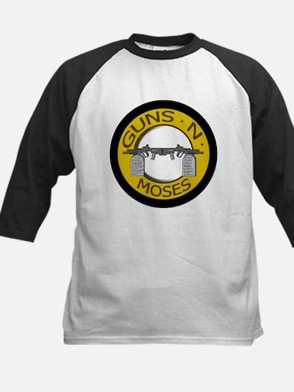 Guns N Moses Baseball Jersey