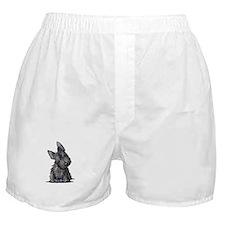 Brindle Scottie Boxer Shorts