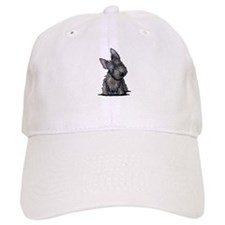 Brindle Scottie Baseball Cap