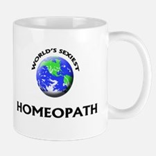 World's Sexiest Homeopath Small Small Mug