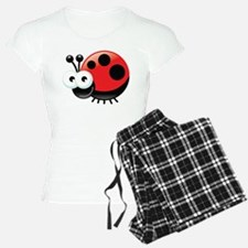 Happy Ladybug Pajamas