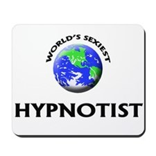 World's Sexiest Hypnotist Mousepad