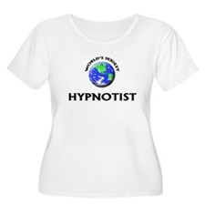 World's Sexiest Hypnotist Plus Size T-Shirt