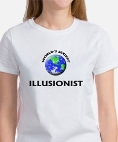 World's Sexiest Illusionist T-Shirt