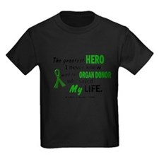 Hero I Never Knew 1 (Saved MY Life) T-Shirt