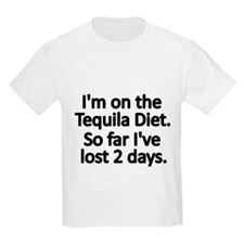 Im on the Tequila Diet T-Shirt