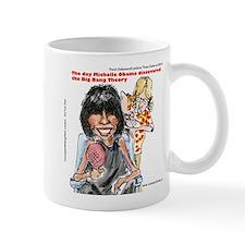 Michelle Obama Big Bang Theory Mug