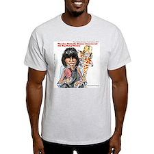 Michelle Obama Big Bang Theory T-Shirt