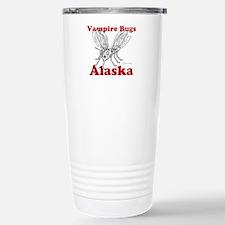 Vampire Bugs Alaska Travel Mug