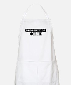 Property of Mollie BBQ Apron