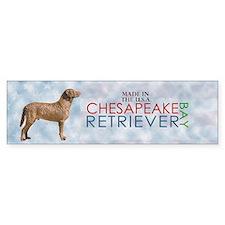 Chesapeake Bay Retriever - Made In The USA Bumper