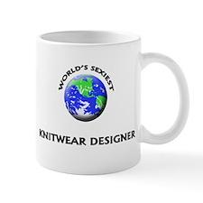 World's Sexiest Knitwear Designer Mug