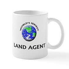 World's Sexiest Land Agent Mug