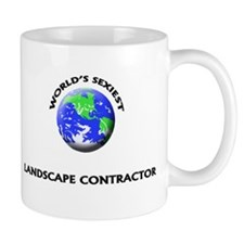 World's Sexiest Landscape Contractor Mug