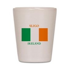 Sligo Ireland Shot Glass