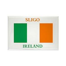 Sligo Ireland Rectangle Magnet (10 pack)