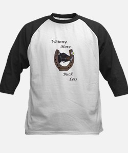 Cute Whinny More Buck Less Horse Baseball Jersey