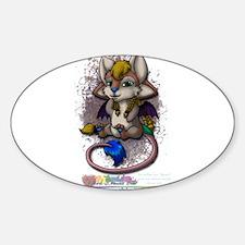 Cute Fennec fox Decal
