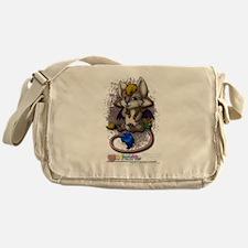 Unique Fennec Messenger Bag