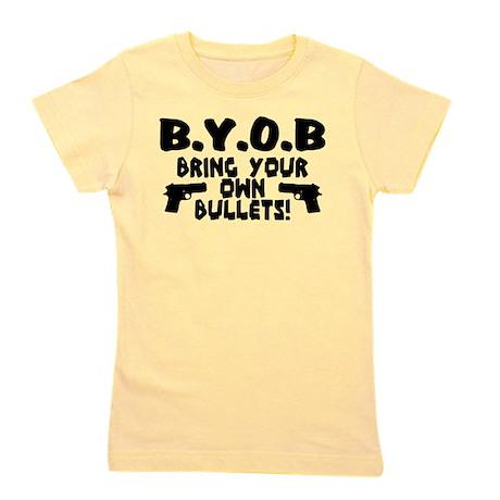 BYOB Girl's Tee