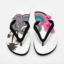 Tropical Wave Flip Flops