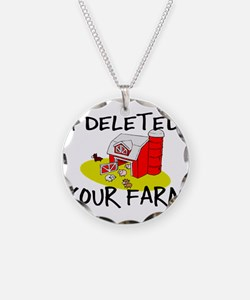 Deleted Farm Necklace
