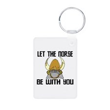 Norse Be With You Keychains