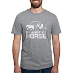 Man Eater Jr. Football T-Shirt